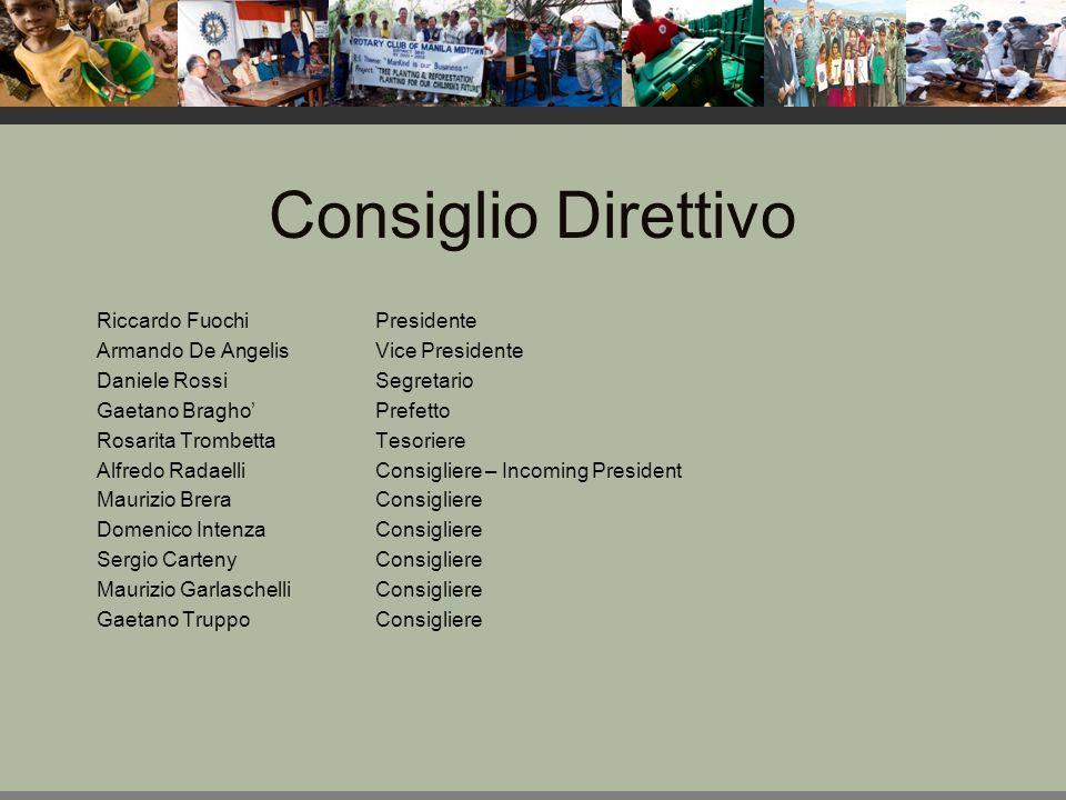 Interclub Cercheremo di effettuare un cospicuo numero di conviviali Interclub , in particolare con il Gruppo Navigli.