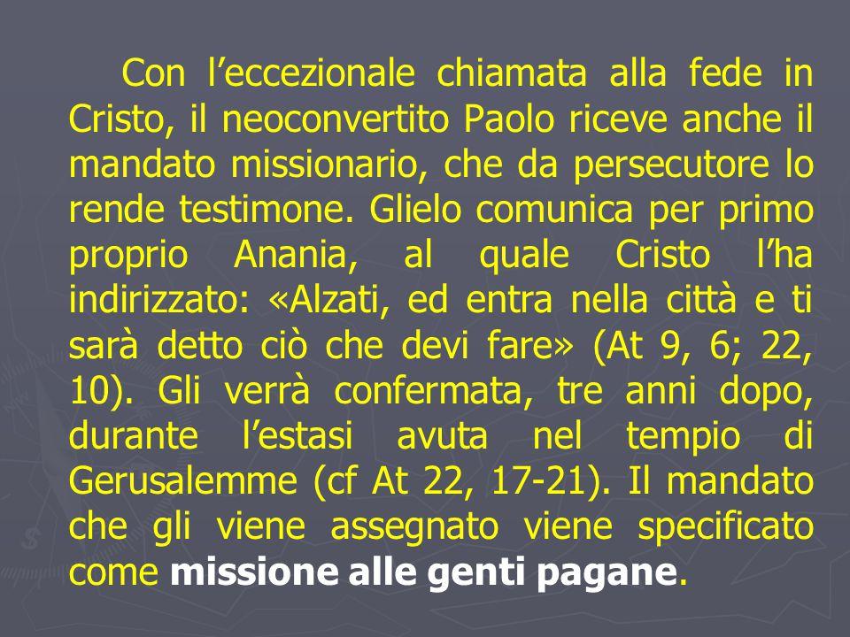 Vita di San Paolo Il viaggio verso Roma