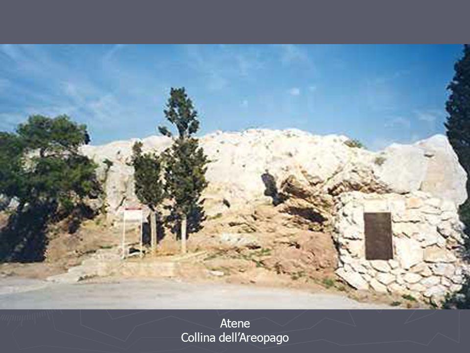 Atene Collina dell'Areopago