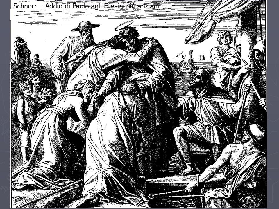 Schnorr – Addio di Paolo agli Efesini più anziani