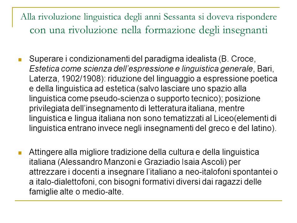A.Manzoni (a prescindere dalla Relazione del 1868 per il min.
