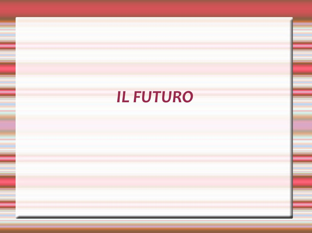 FUTUR SIMPLE et FUTUR ANTERIEUR Formazione: Le desinenze del futuro, uguali per tutti i verbi, sono: -ai, -as, -a, -ons, -ez, -ont.