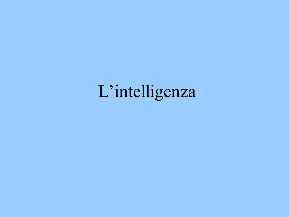 Intelligenza interpersonale: capacità di comprendere gli altri, le loro paure, le loro esigenze i loro desideri cercando di creare contesti sociali favorevoli da cui ottenere modelli sociali e personali favorevoli peculiarità propria di leader, politici, psicologi, imprenditori; Intelligenza intrapersonale: capacità di essere consapevoli della propria individualità e di saperla inserire efficacemente nel contesto sociale al fine di ottenere i migliori risultati nella vita personale, essa comprende anche la capacità di sapersi immedesimare in ruoli e sentimenti diversi dai propri; gli attori la possono possedere, anche se non è una peculiarità di una specifica categoria di individui; Intelligenza naturalistica: capacità nell'individuare, classificare e cogliere le relazioni tra oggetti naturali, caratteristica di biologi, medici, astronomi.