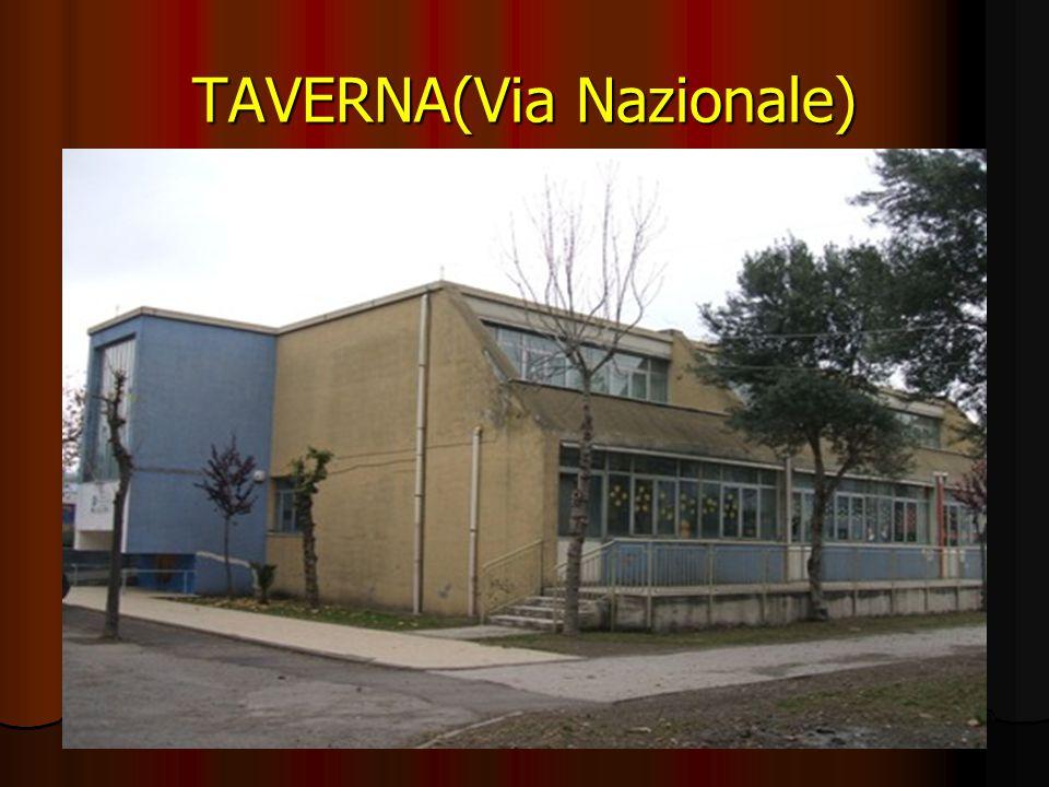 TAVERNA(Via Nazionale)