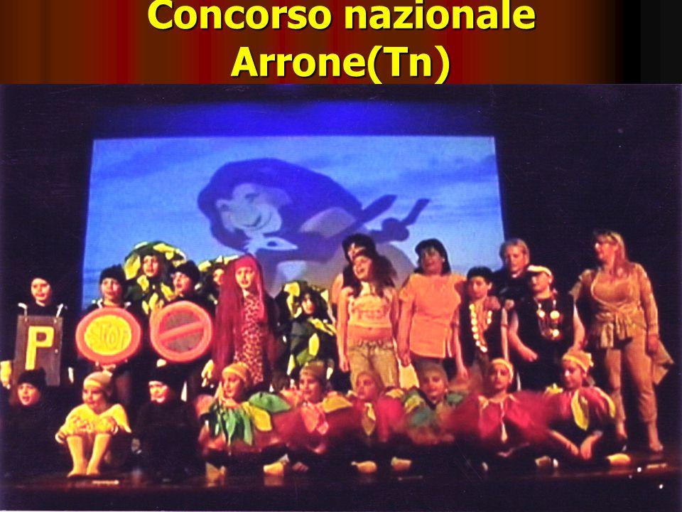 Concorso nazionale Arrone(Tn)