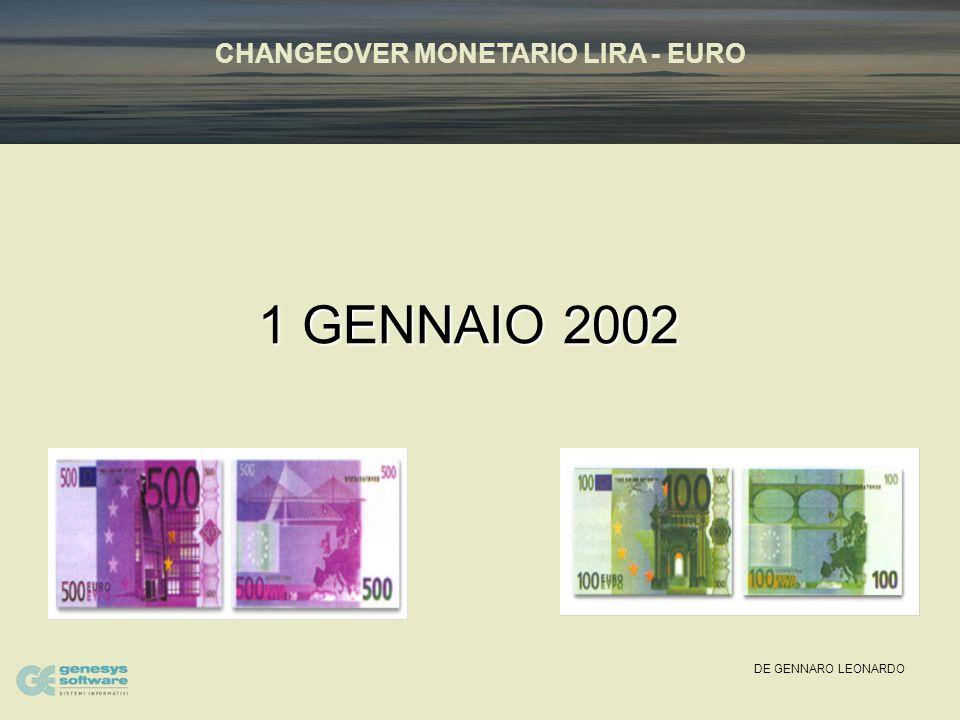 DE GENNARO LEONARDO IL TERMOMETRO > Dicembre 2001 1 gennaio 2002 28 febbraio 2002 Marzo 2002 >