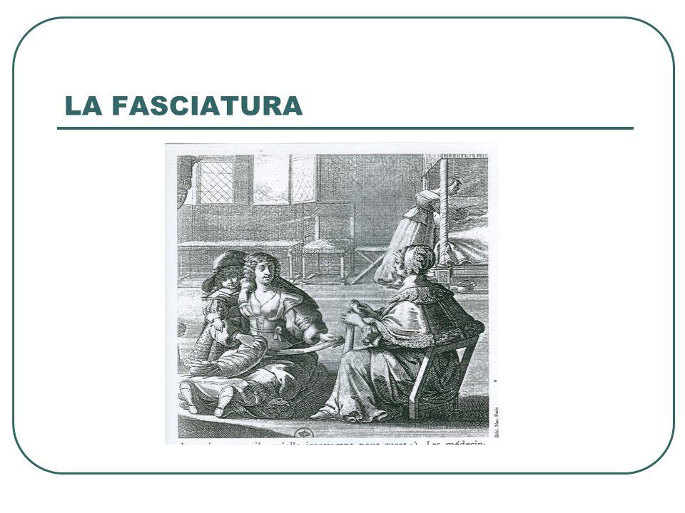 LA FASCIATURA