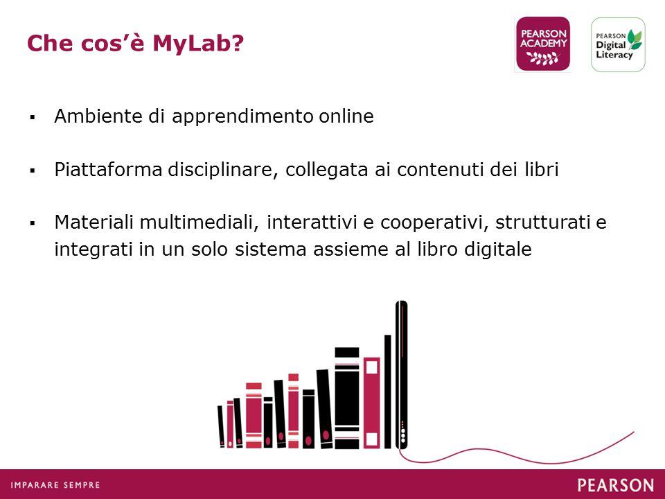 Che cos'è MyLab.