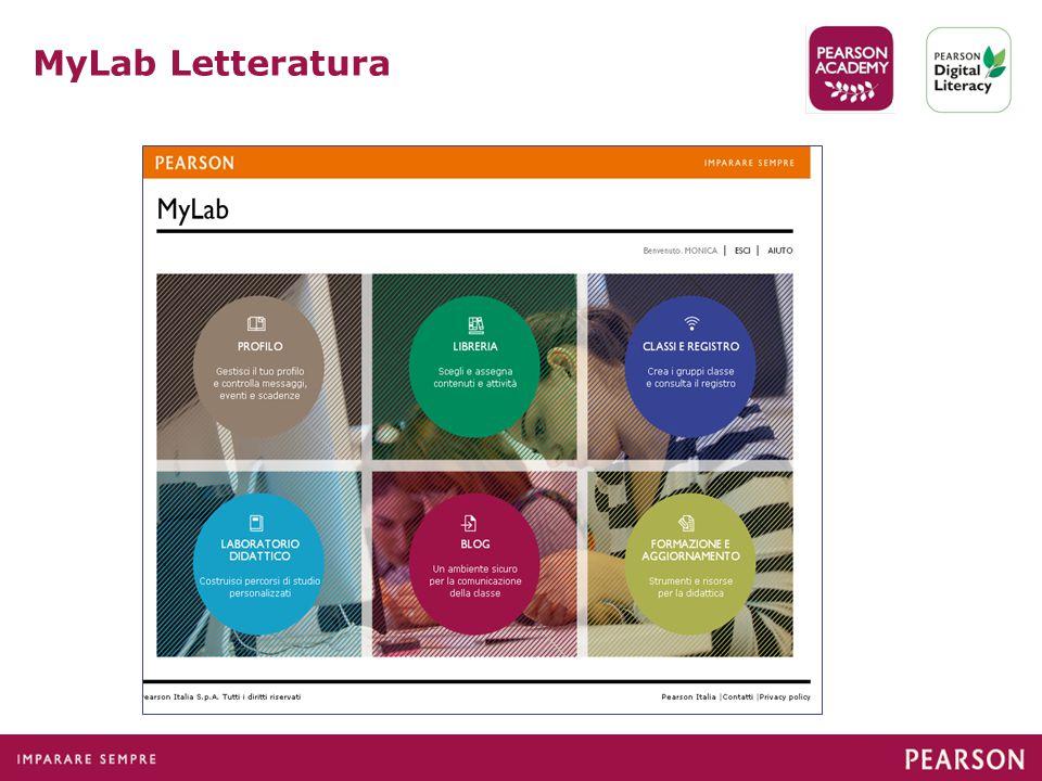 MyLab Letteratura