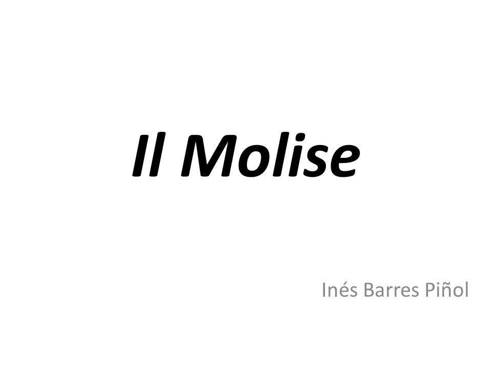 Il Molise Inés Barres Piñol