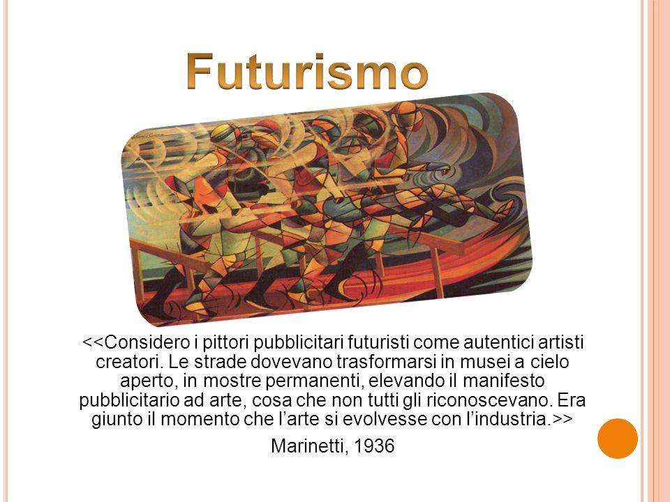 > Marinetti, 1936
