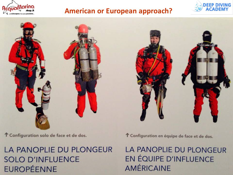 American or European approach?