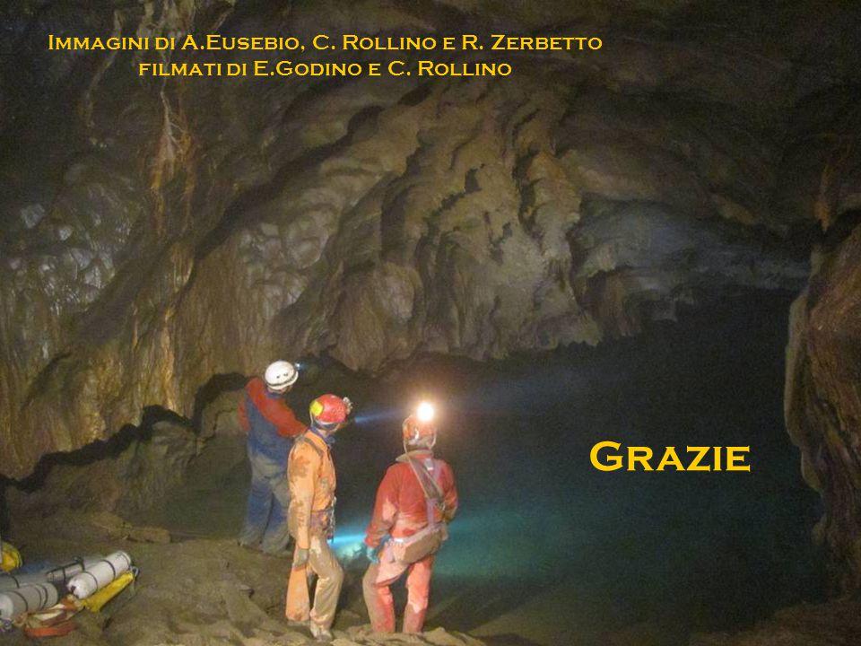 Immagini di A.Eusebio, C. Rollino e R. Zerbetto filmati di E.Godino e C. Rollino Grazie