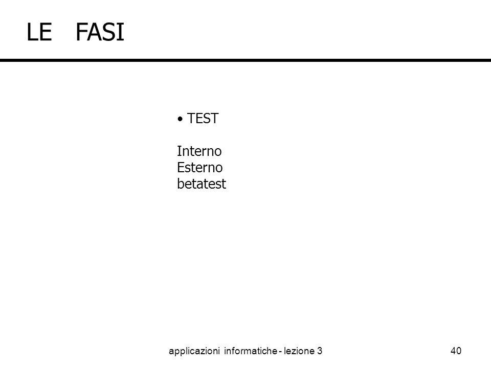 """applicazioni informatiche - lezione 339 REALIZZAZIONE Quella che viene spesso definita la fase di """"sviluppo applicativo"""" detta anche """"codifica"""" perché"""