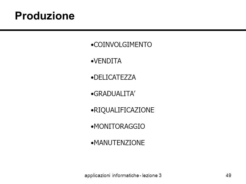 applicazioni informatiche - lezione 348 Test VALORE AMBIENTE METODO PAZIENZA FORTUNA