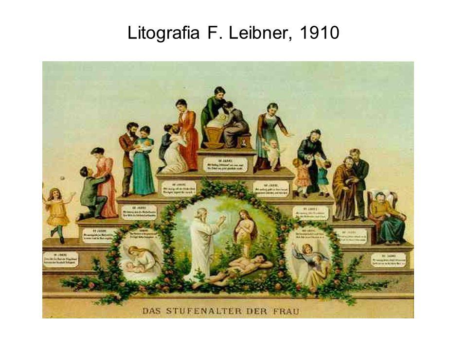 Litografia F. Leibner, 1910