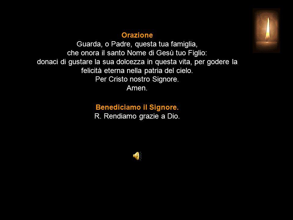 Seconda Lettura: Dall'opera sul «Vangelo eterno» di san Bernardino da Siena (Sermone 49, art. 1 - Opera Omnia, IV, pp. 495 ss). Grande fondamento dell