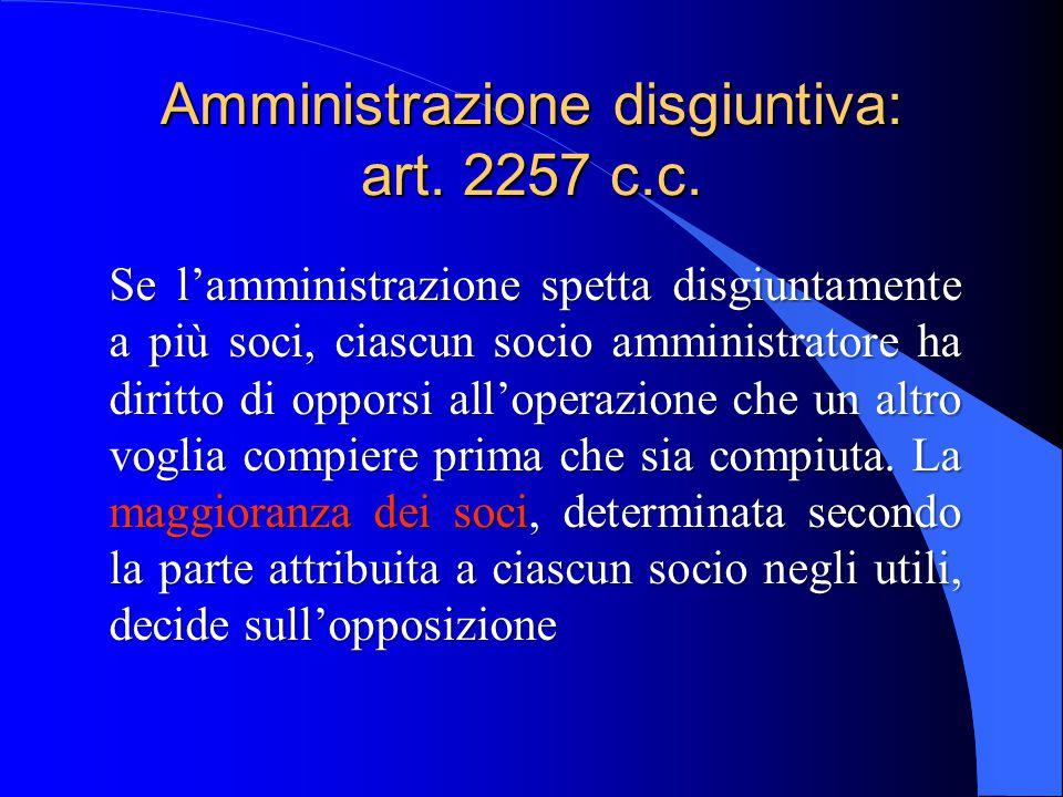 Amministrazione collegiale consiglio amministrazione l Non sono richiamate disposizioni relative al funzionamento del consiglio di amministrazione della s.p.a., ma sono ritenute applicabili.