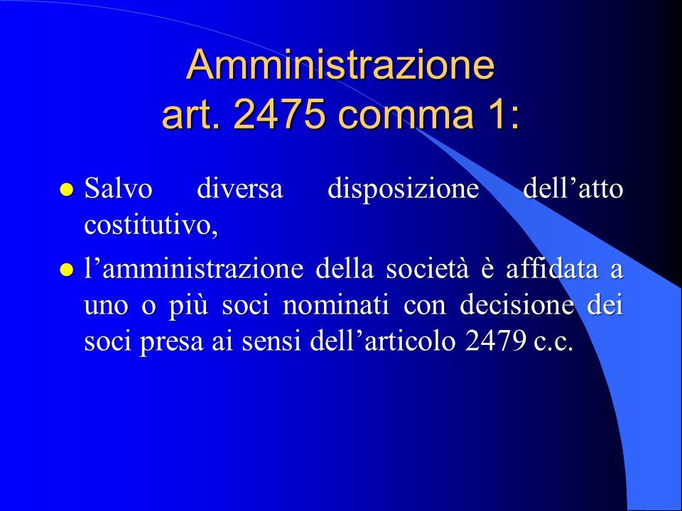 Governance s.r.l. Lorenzo Benatti Parma, 24 marzo 2015