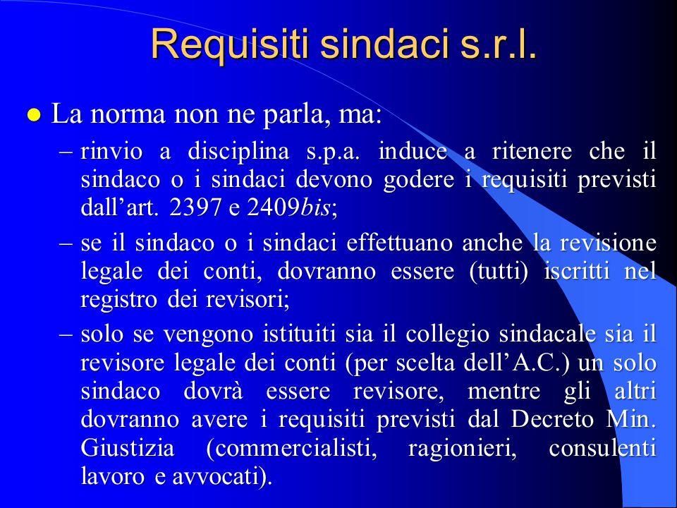 Art. 2477 c.c. (2) 4.