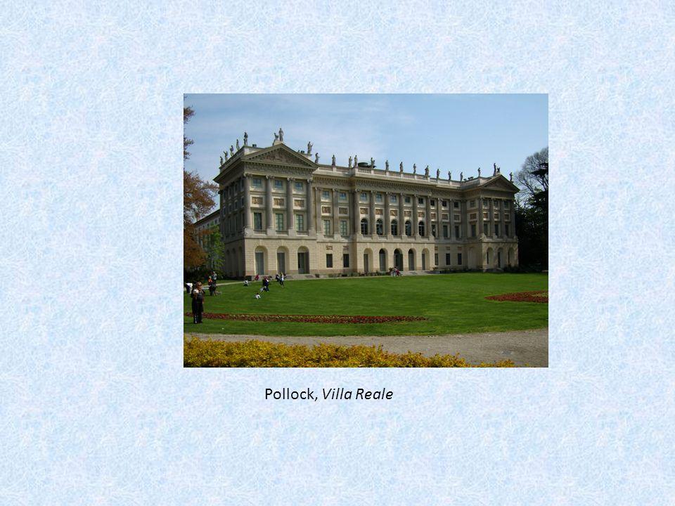 Pollock, Villa Reale