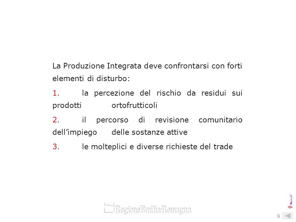 Marco_07 20 Grazie per l'attenzione contatti: sito web: www.ermesagricoltura.it mcestaro@regione.emilia-romagna.it