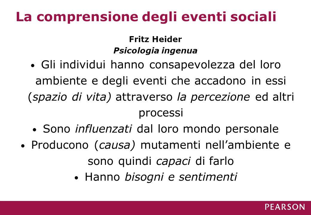 2.4 Inferenza sociale L' inferenza sociale è il modo in cui elaboriamo informazioni sociali per formarci impressioni sulle persone ed esprimere giudizi al loro riguardo.