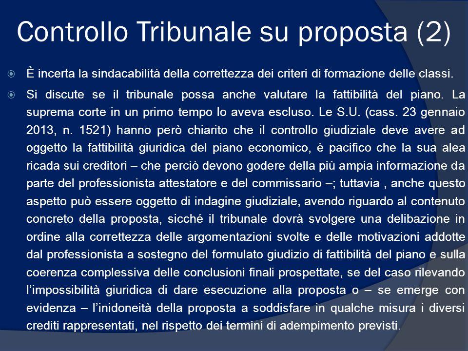 Decreto ammissione concordato  Con il decreto di ammissione, il tribunale nomina gli organi della procedura (G.D.