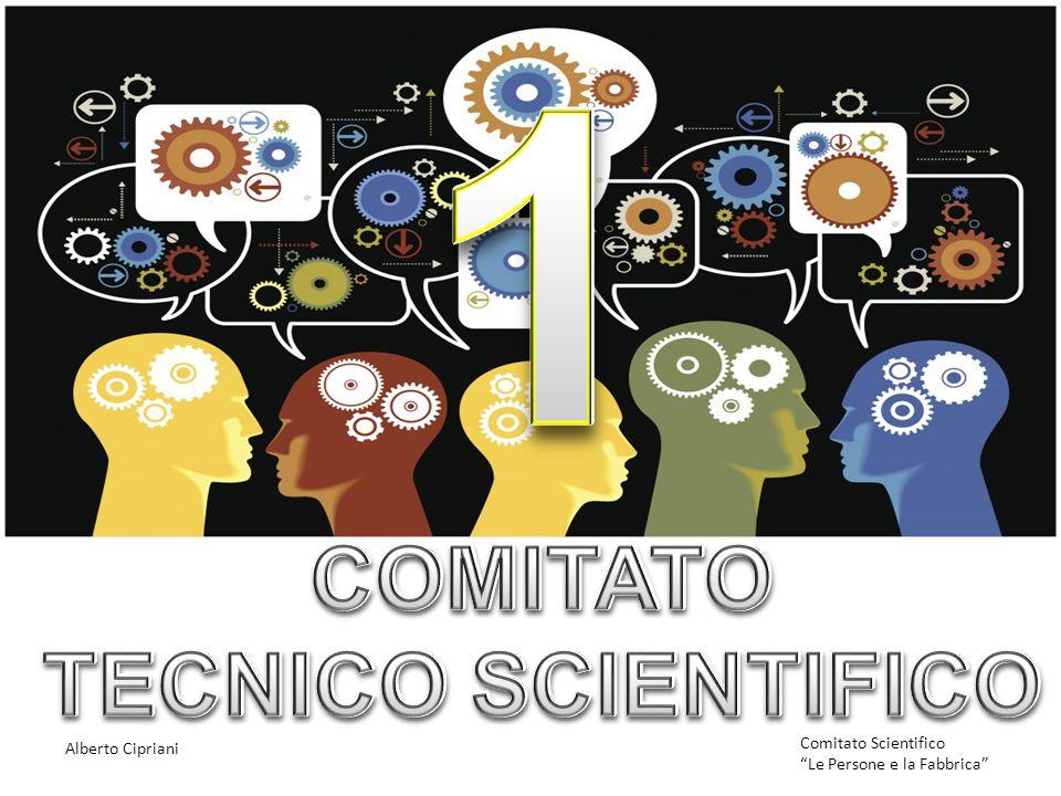 Alberto Cipriani Comitato Scientifico Le Persone e la Fabbrica