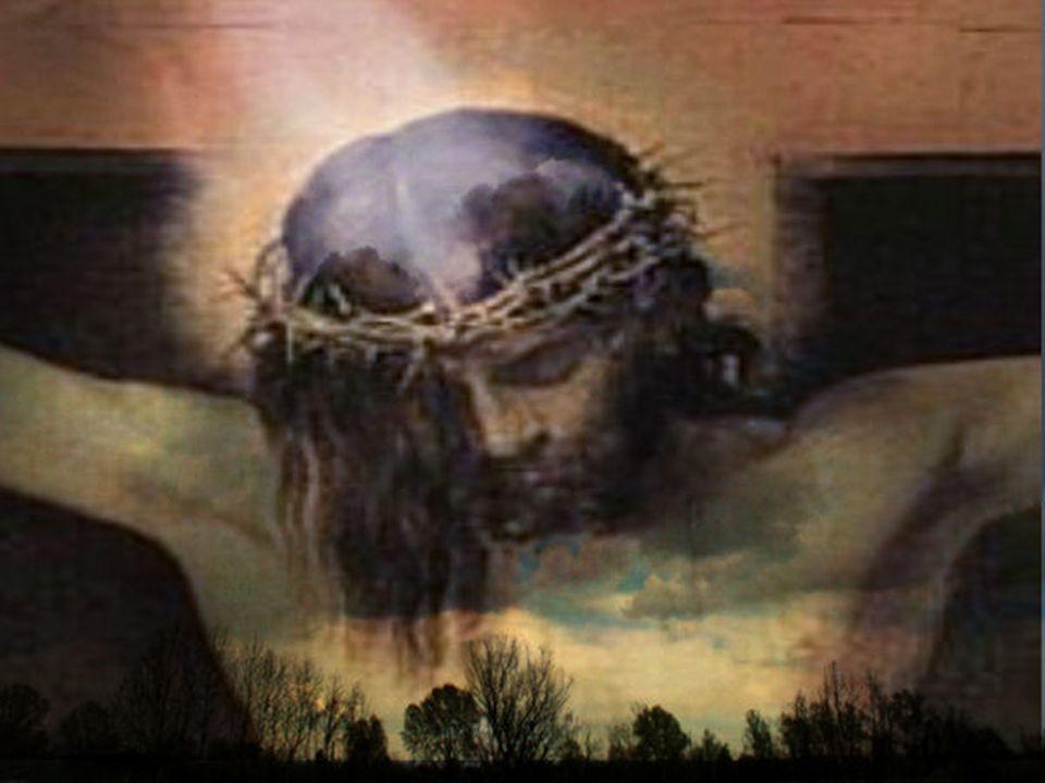 Quel venerdì, alle tre di pomeriggio, il Cristo sospeso al legno tra cielo e terra si fa sacramento di tutte le Croci del mondo.