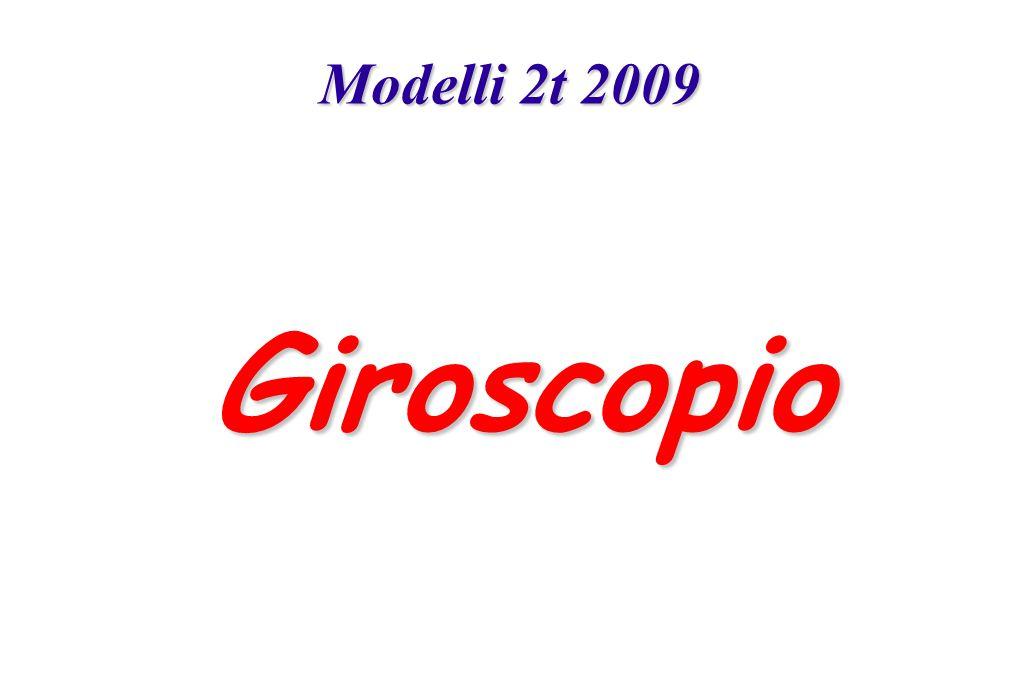 Modelli 2t 2009 Giroscopio