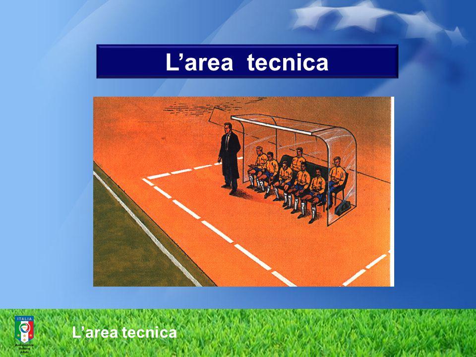 L'area tecnica