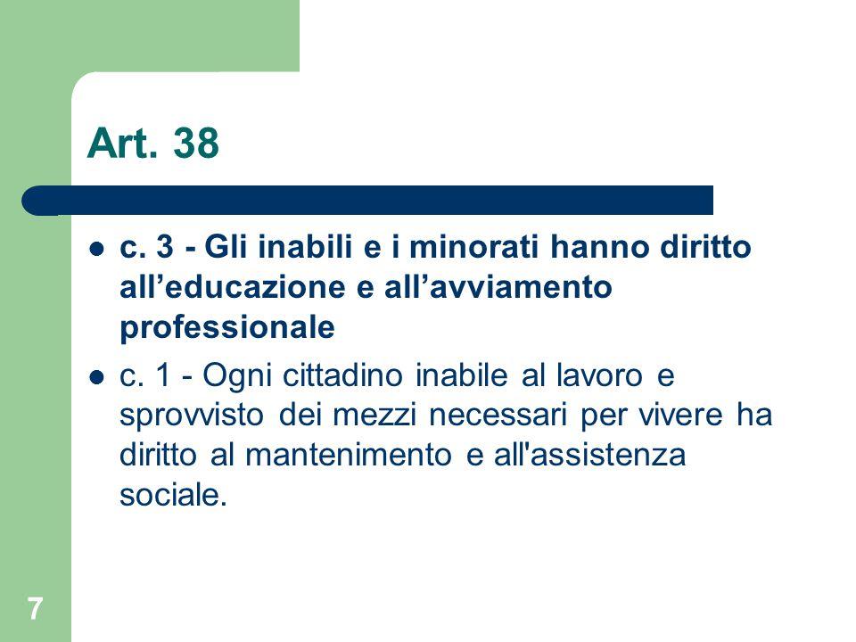 Ob.1 - Socializzazione Partecipazione sociale Senso di appartenenza Identità sociale cfr.
