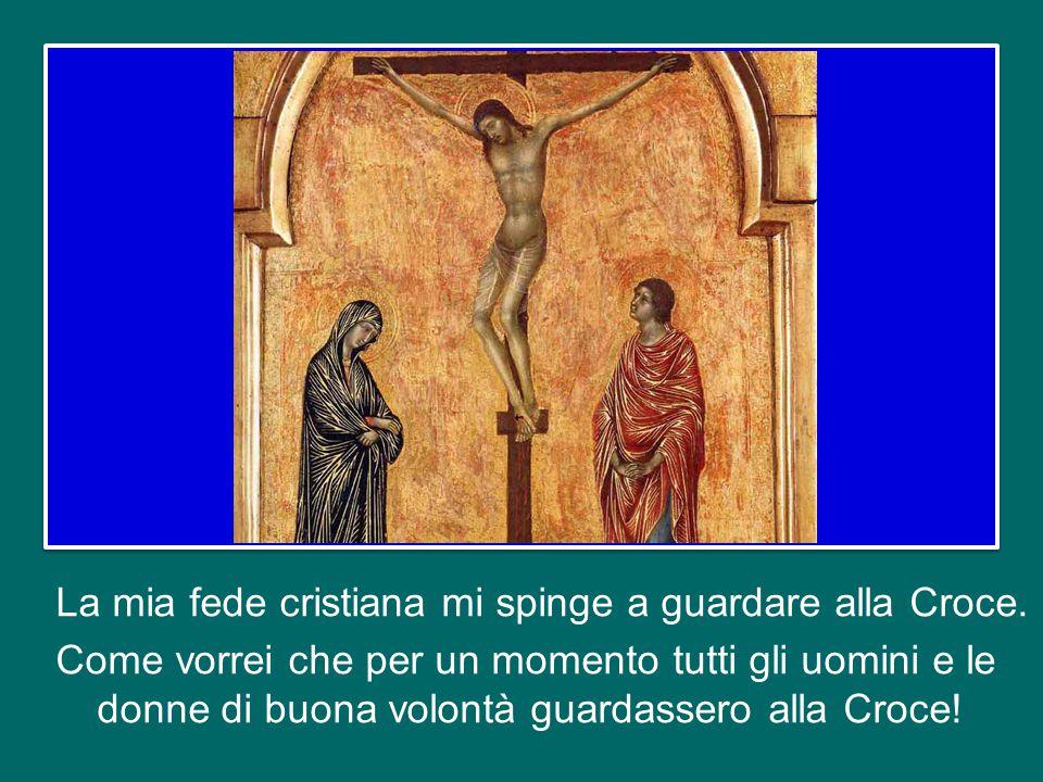 Invocando l'aiuto di Dio, sotto lo sguardo materno della Salus populi romani, Regina della pace, voglio rispondere: Sì, è possibile per tutti! Questa