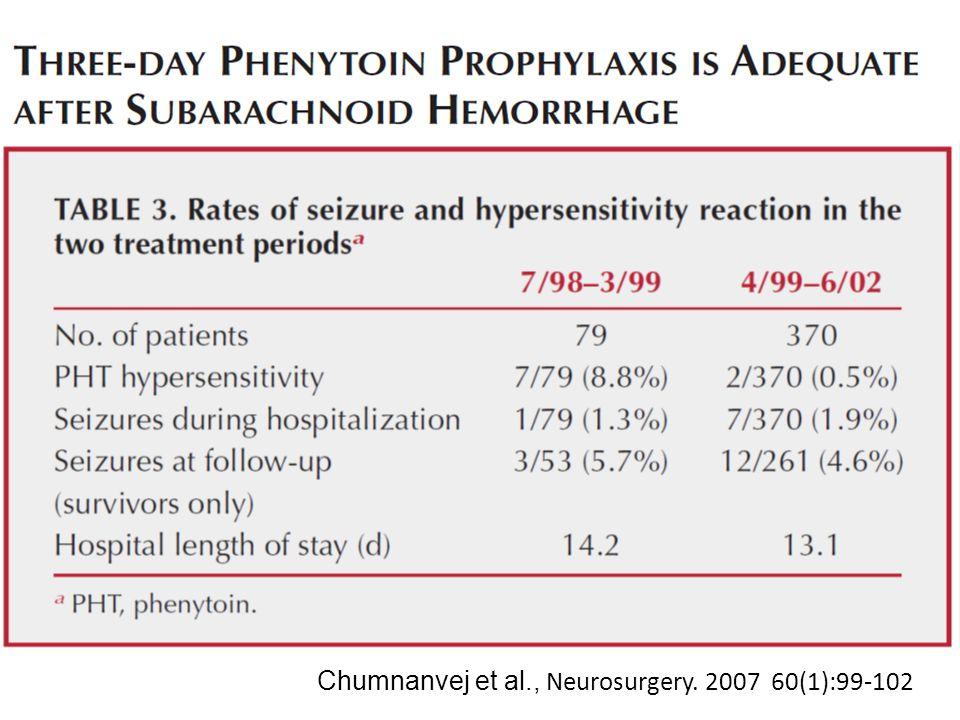 Chumnanvej et al., Neurosurgery. 2007 60(1):99-102