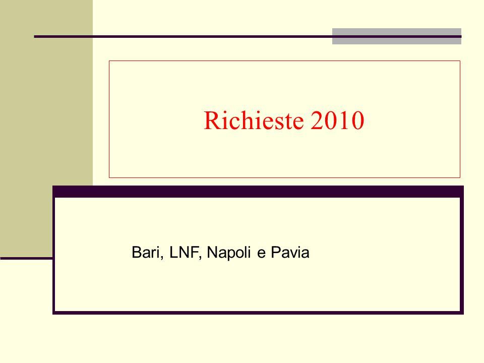 Responsabilità 2010 LV1: Project managerG.Iaselli 7 mu LV2: 1.