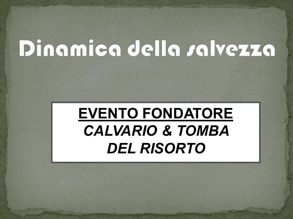 EVENTO FONDATORE CALVARIO & TOMBA DEL RISORTO