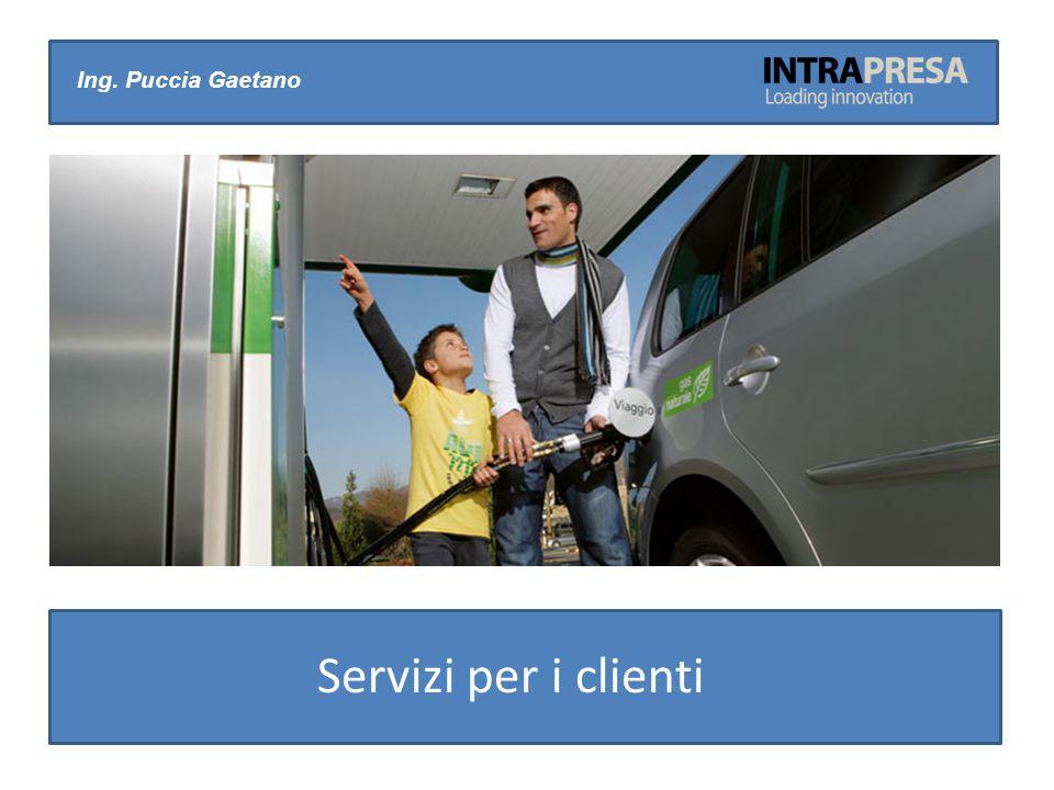 Ing. Puccia Gaetano Servizi per i clienti