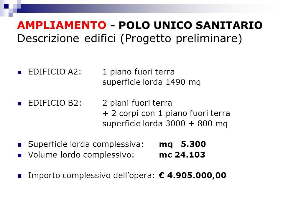 POLO UNICO SANITARIO Rendering