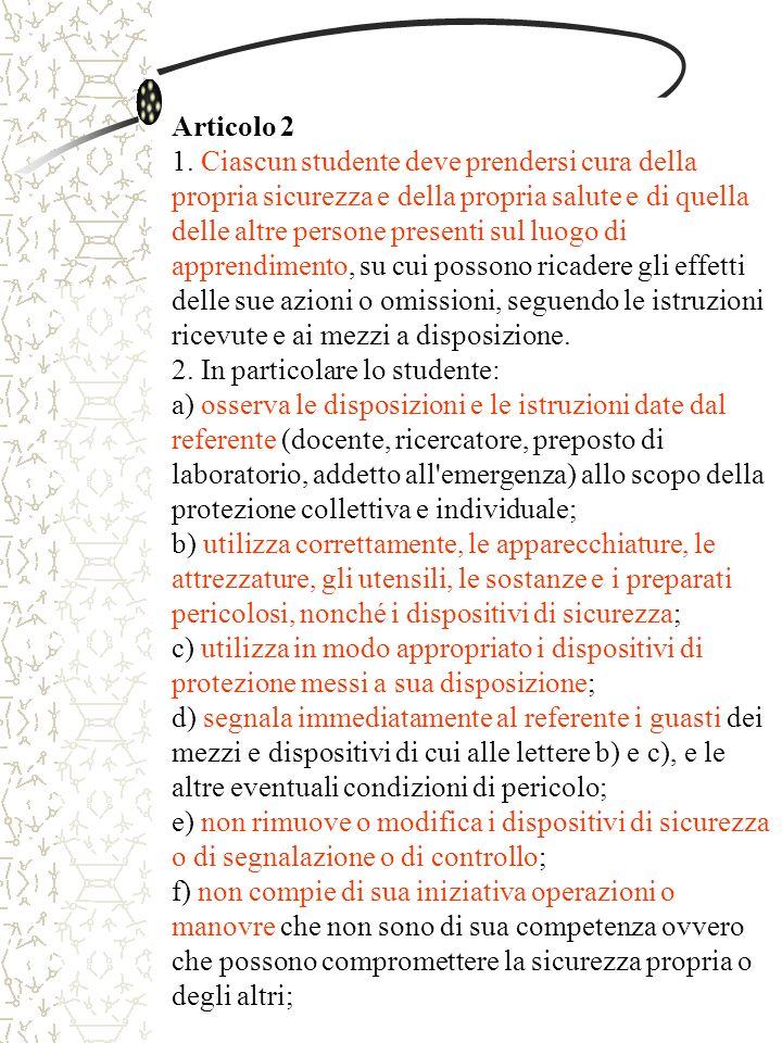 Articolo 2 1.