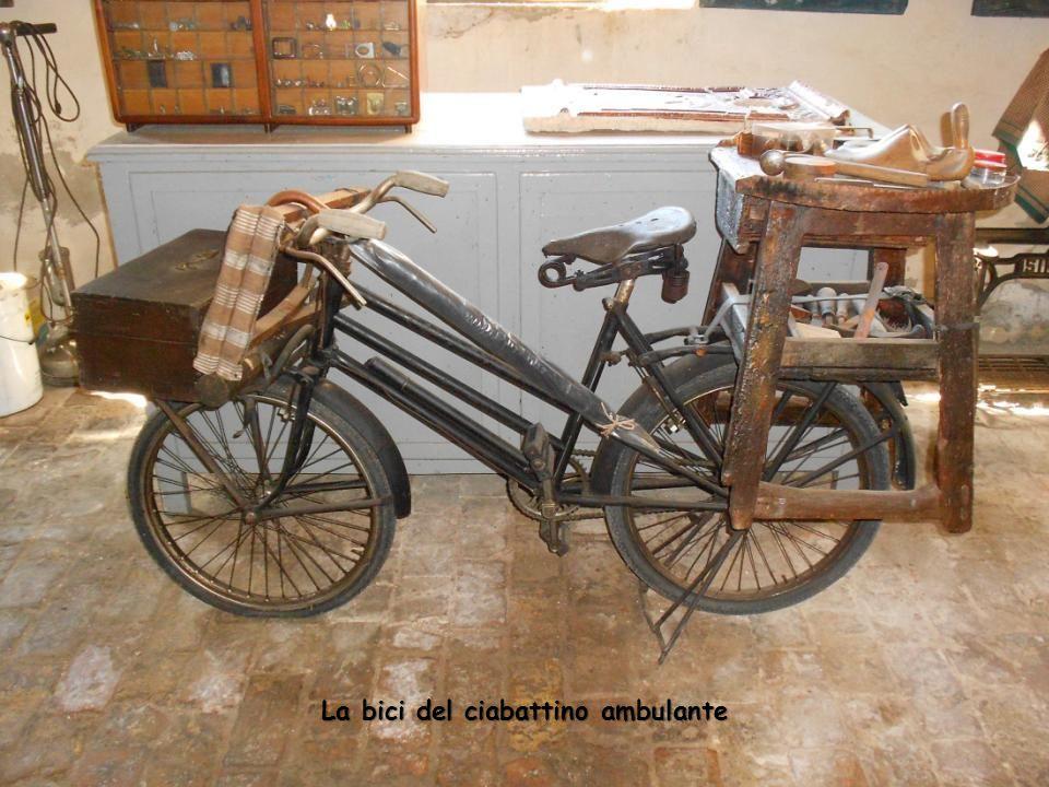 Le evoluzioni dell'originale bicicletta del 1884 sono infinite………