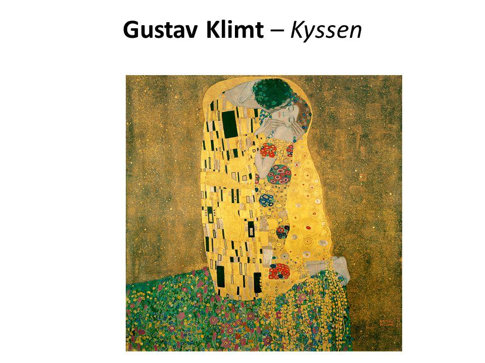 Gustav Klimt – Kyssen