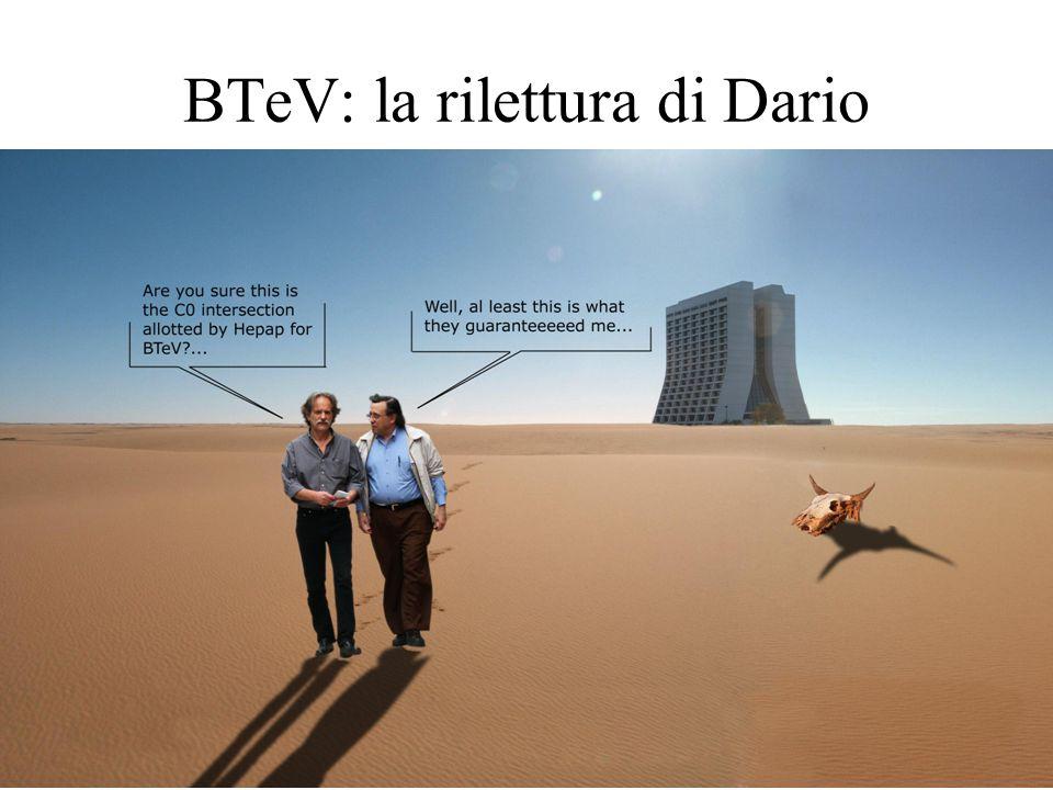 2 BTeV: la rilettura di Dario