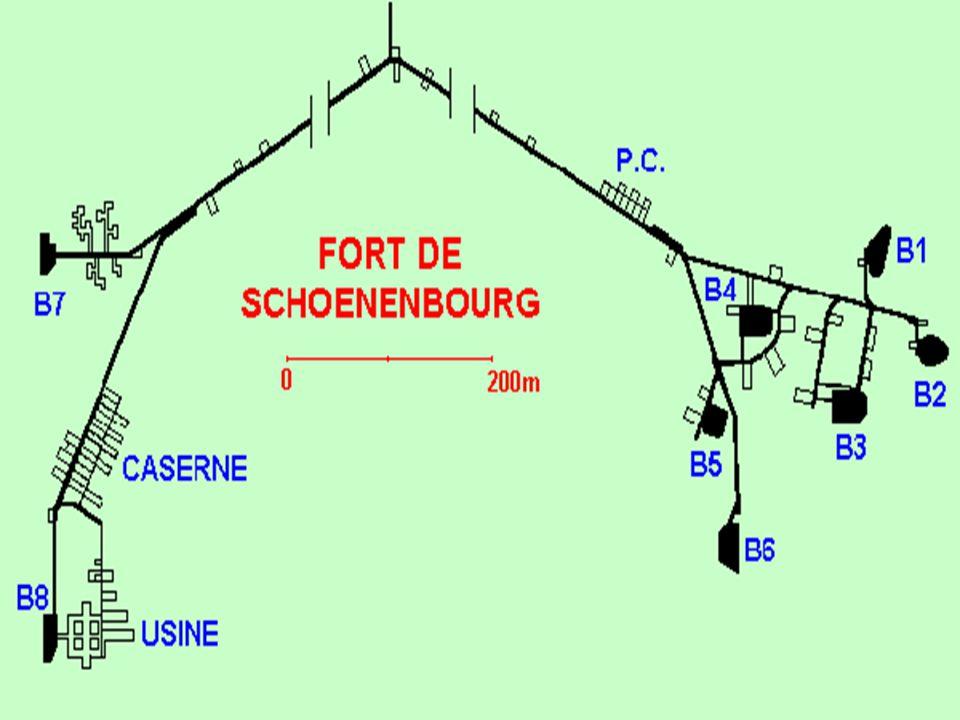 Grossa Opera di Schoenenbourg è una tipica opera della Linea Maginot.