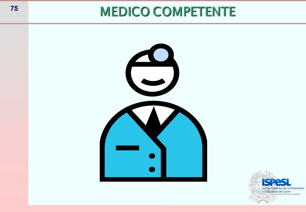 75 MEDICO COMPETENTE