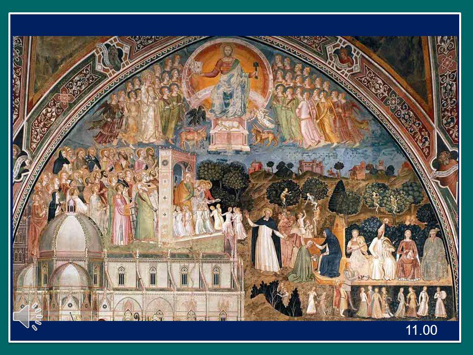 Nella grande assemblea dei Santi, Dio ha voluto riservare il primo posto alla Madre di Gesù.
