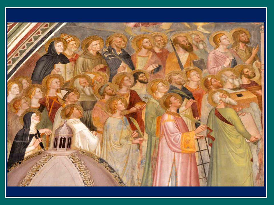 Che cosa significa questo: la comunione dei santi.
