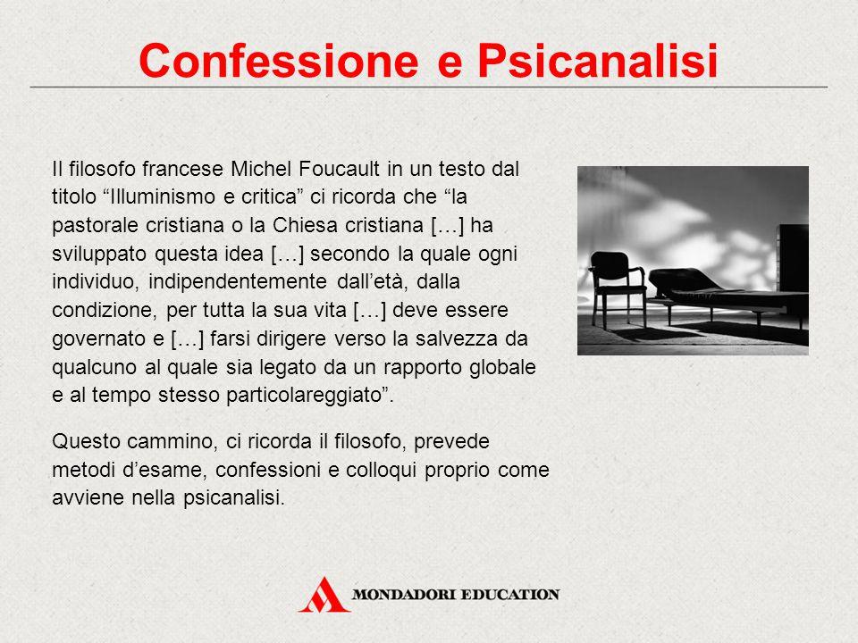 """Il filosofo francese Michel Foucault in un testo dal titolo """"Illuminismo e critica"""" ci ricorda che """"la pastorale cristiana o la Chiesa cristiana […] h"""