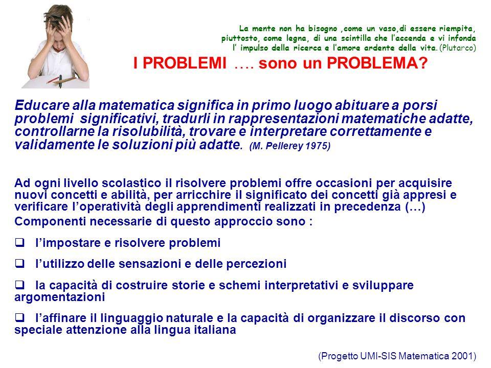 PROBLEM SOLVING Il problem solving è un cambiamento comprovabile che ha luogo nelle capacità di una persona e che si circoscrive all'acquisizione di una regola (Gagnè1973) Il problem solving è un atto di apprendimento nel senso che nel comportamento del soggetto, dopo che il problema è stato risolto, si manifesta un genere di prestazione che prima non possedeva e che gli permette la generalizzabilità a classi di problemi.