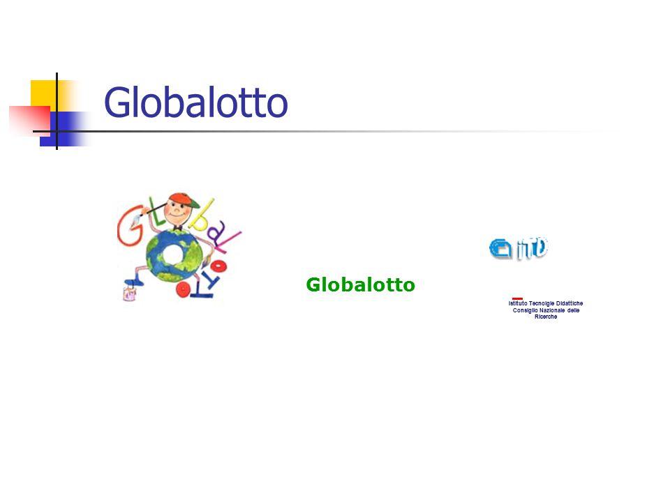 Globalotto Globalotto Istituto Tecnolgie Didattiche Consiglio Nazionale delle Ricerche